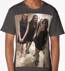 Formal Long T-Shirt