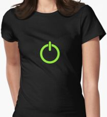 Power Up! Women's Fitted T-Shirt