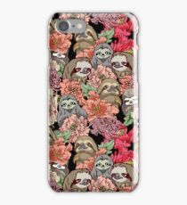 Because Sloths iPhone Case/Skin