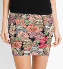 Because Sloths Mini Skirt