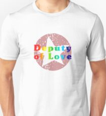 Deputy of Love Unisex T-Shirt