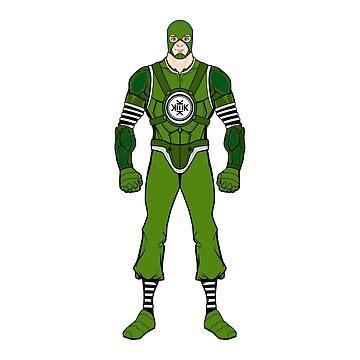 Captain Kekistan by thomas-hobbes