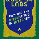 Rule 34 Labs by Deirdre Saoirse Moen