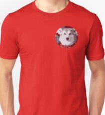 Corgi looking intensely at you T-Shirt