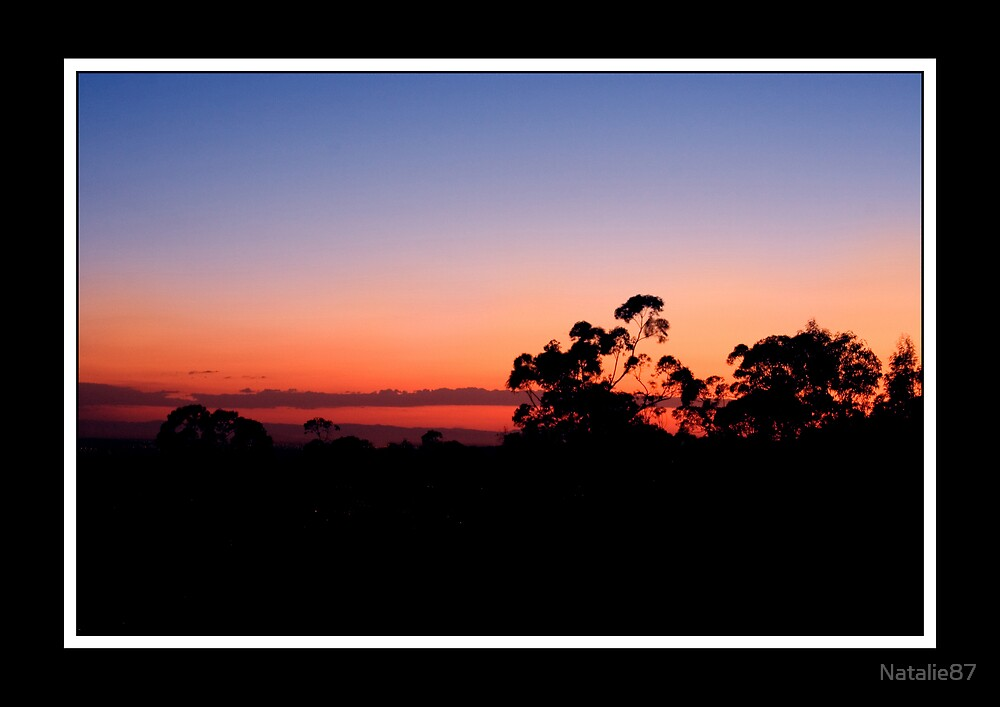 Mt Cootha Sunset by Natalie87
