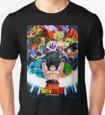 anime dragon ball Songoku son goku dragonball Z GT 12 Unisex T-Shirt