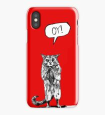 Oy from The Dark Tower iPhone Case/Skin
