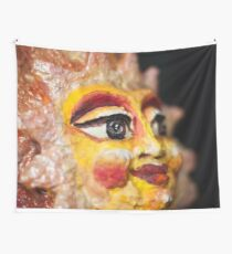Happy Sun Wall Tapestry