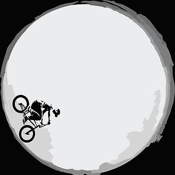 BMX tunnel rider  by PinnaArdens