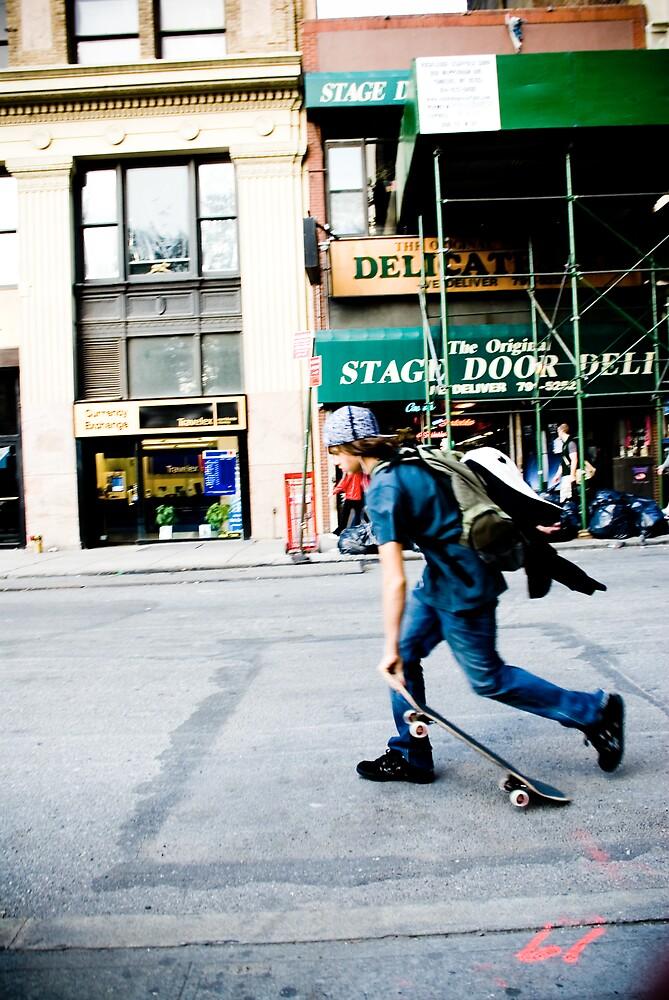 Skate by CarloDC