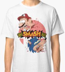 SUPER SMASH BROS REAL! Classic T-Shirt