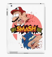 SUPER SMASH BROS REAL! iPad Case/Skin