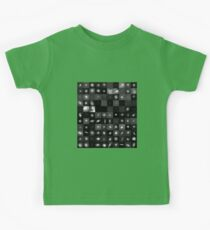 Messier Image Map Kids Tee