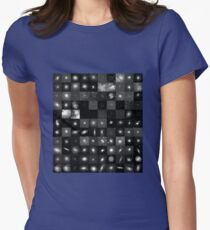 Messier Image Map Womens Fitted T-Shirt