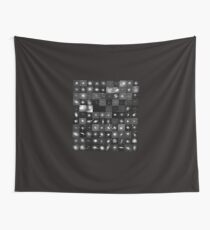 Messier Image Map Wall Tapestry
