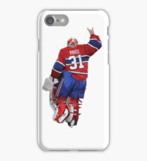 carey price iPhone Case/Skin