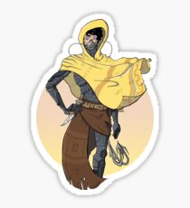 Muad'Dib Sticker