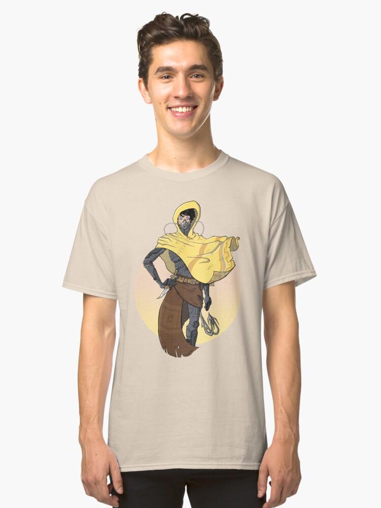 Muad'Dib Classic T-Shirt Front