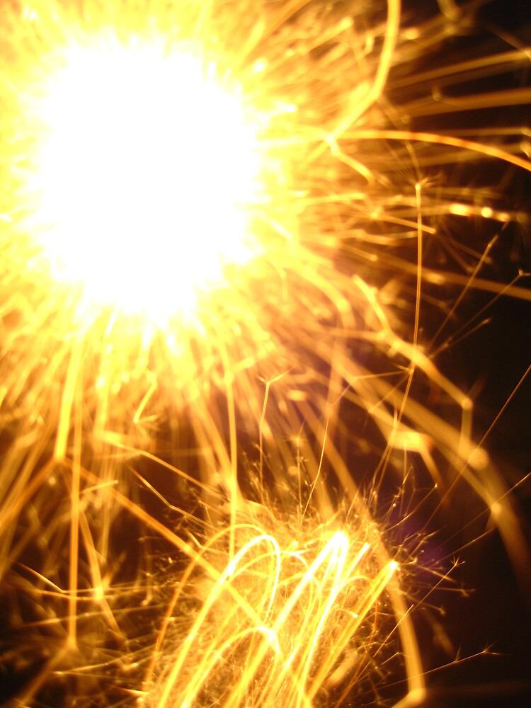 Sparklers by justineb