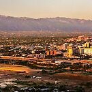 Tucson Panorama by Marvin Collins