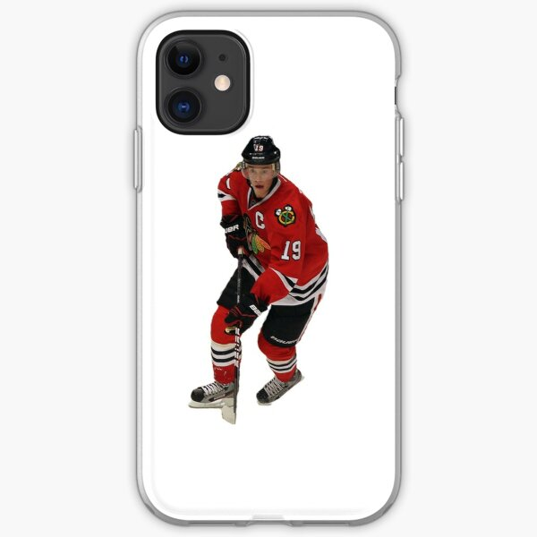 Jonathan Toews Jersey iphone 11 case