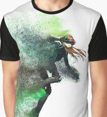Sandstorm Persona 5 Futaba Sakura Oracle Graphic T-Shirt