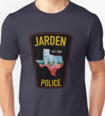 Jarden Police Department  Unisex T-Shirt