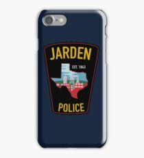 Jarden Police Department  iPhone Case/Skin