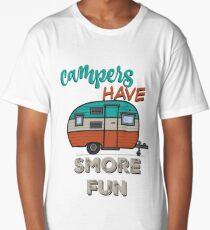 Smore Fun Long T-Shirt
