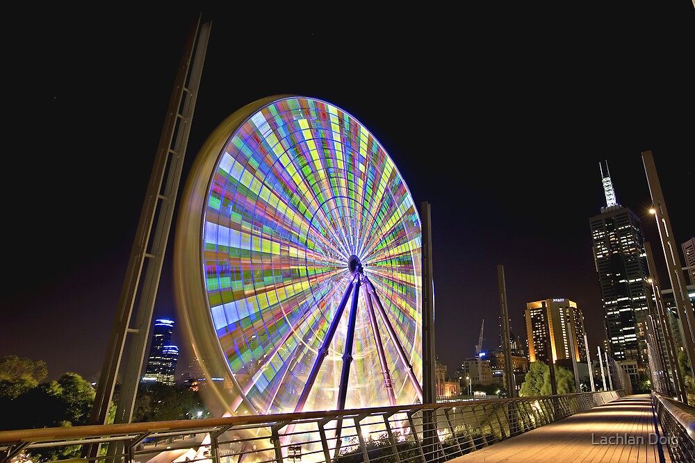 The Sparkle Wheel by Lachlan Doig