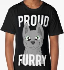 Proud Furry Long T-Shirt