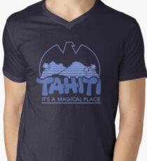 Magical Tahiti Men's V-Neck T-Shirt
