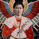 Angel Gabriel by Fiona O'Beirne