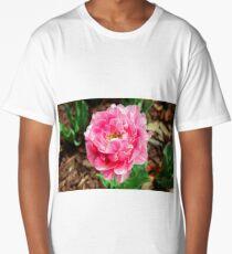 Double Late Tulip Long T-Shirt