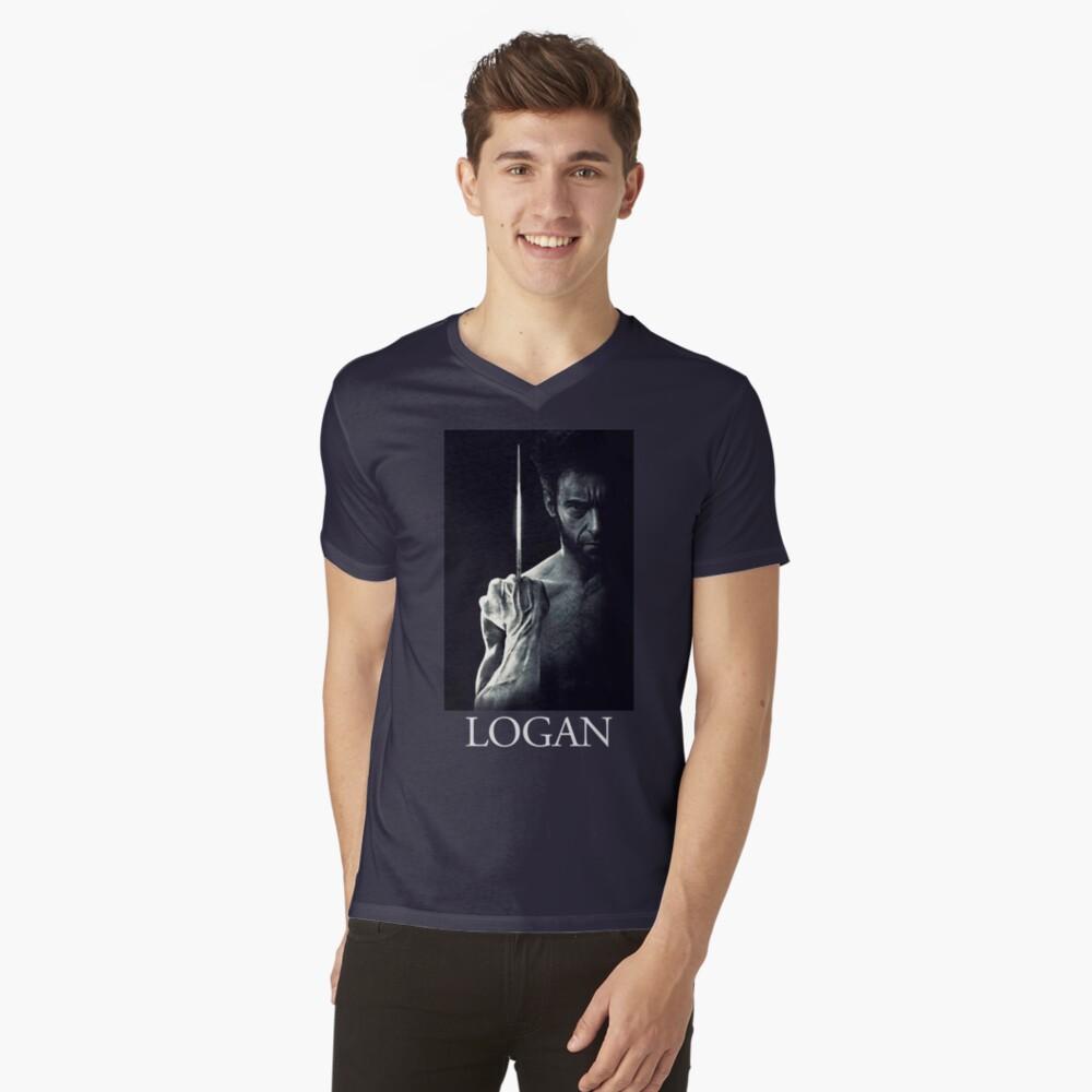 Logan V-Neck T-Shirt