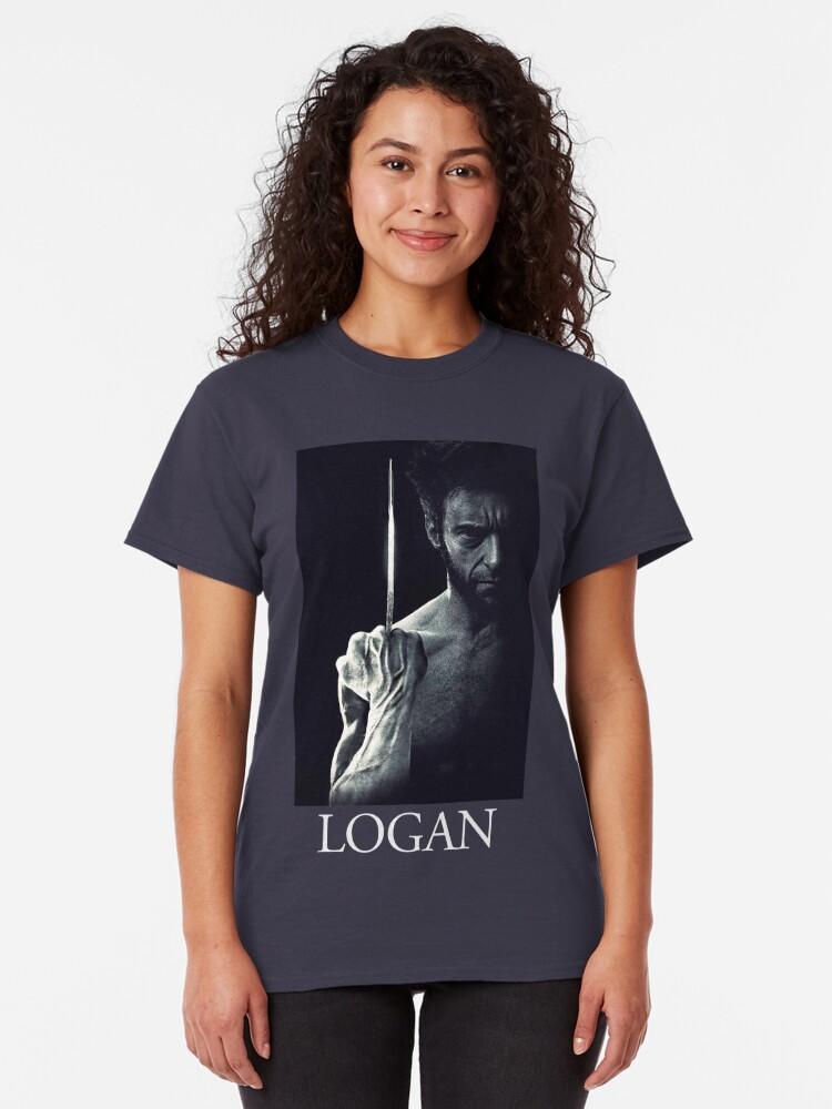 Alternate view of Logan Classic T-Shirt