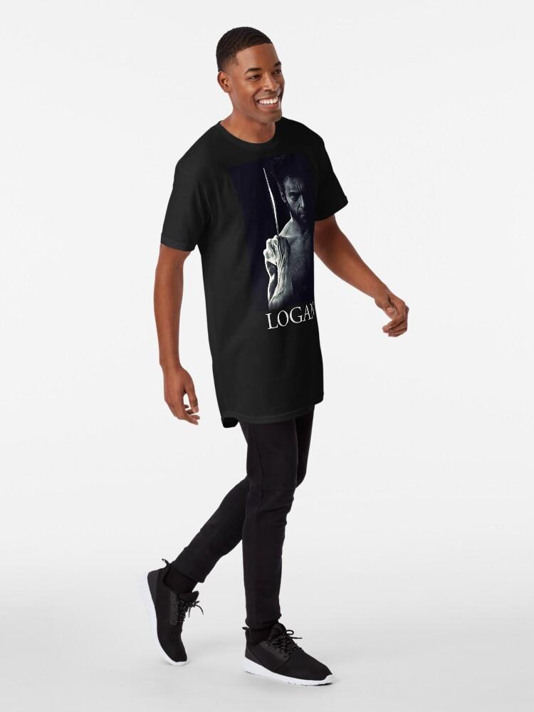 Alternate view of Logan Long T-Shirt