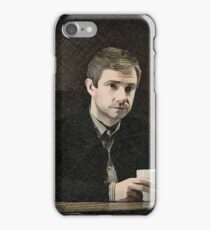 How could he just leave me? iPhone Case/Skin