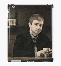 How could he just leave me? iPad Case/Skin