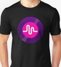 vinyl musically T-Shirt