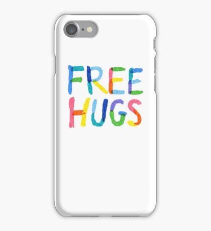 Free Hugs  iPhone Case/Skin