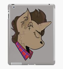 Butch Unicorn iPad Case/Skin