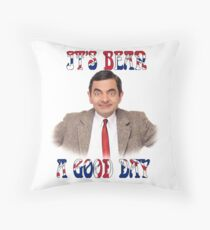 It's bean a good day! Throw Pillow