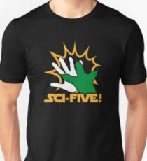 Sci-Five - Yoda Unisex T-Shirt