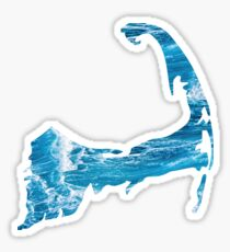Cape Cod Sticker Sticker