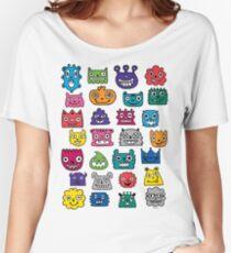 Monster Mash Women's Relaxed Fit T-Shirt