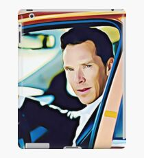 Hop in let's go for a drive iPad Case/Skin