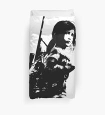 Weathered Ellie The Last Of Us Duvet Cover