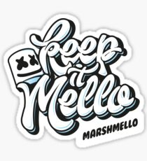 Keep it Mello Sticker