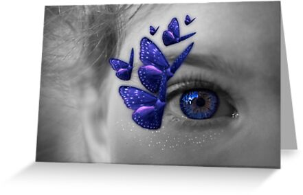 Butterfly Kisses by Sarah Moore